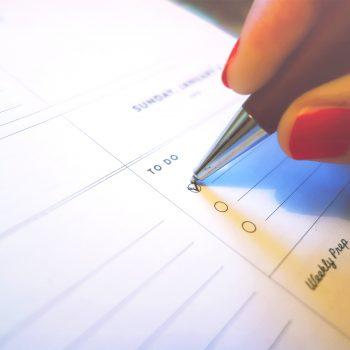 Le pouvoir de la checklist, Blog du Dimanche