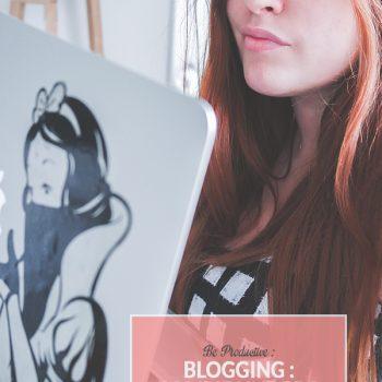 Blogging : Comme une pro sur les réseaux sociaux !