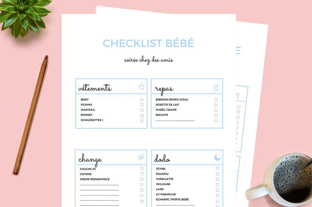 checklists-maman-debordee
