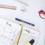 Bullet journal : 5 comptes instagram qui m'inspirent