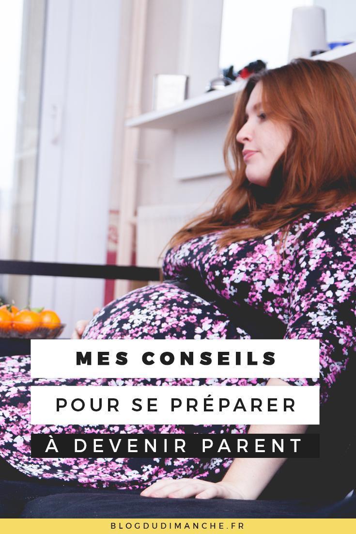 Mes conseils pour se préparer à devenir parent