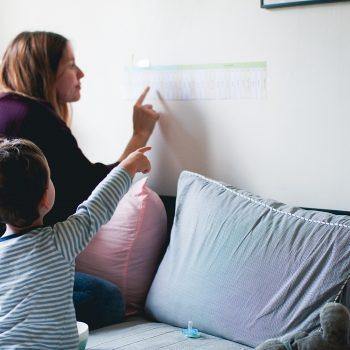 3 outils pour aider les enfants à comprendre leur planning