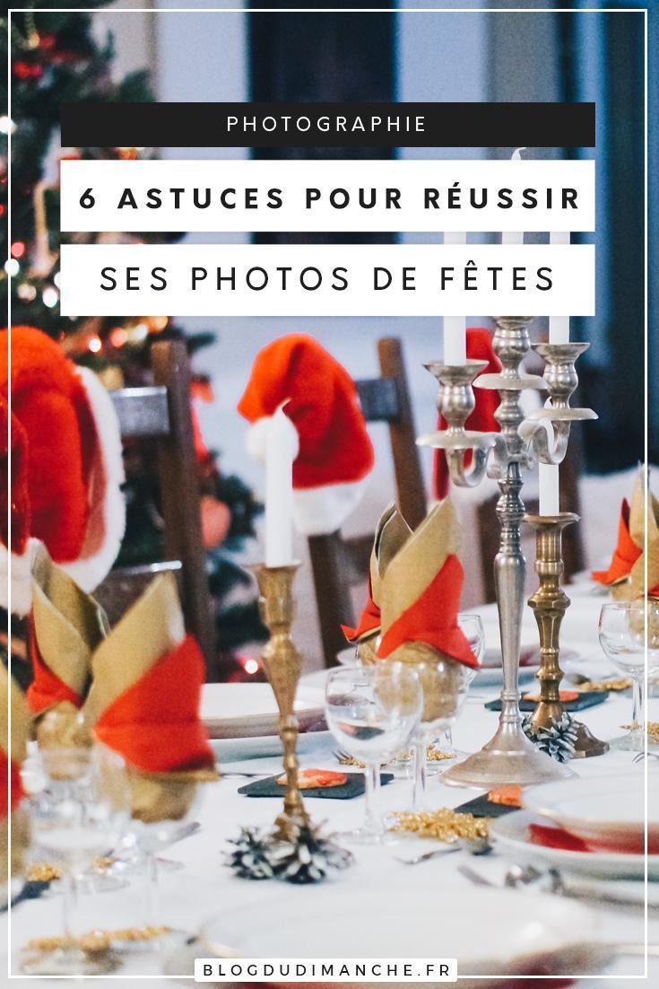 Si vous voulez réussir vos photos des fêtes de fin d'année, ce billet pourrait vous intéresser !