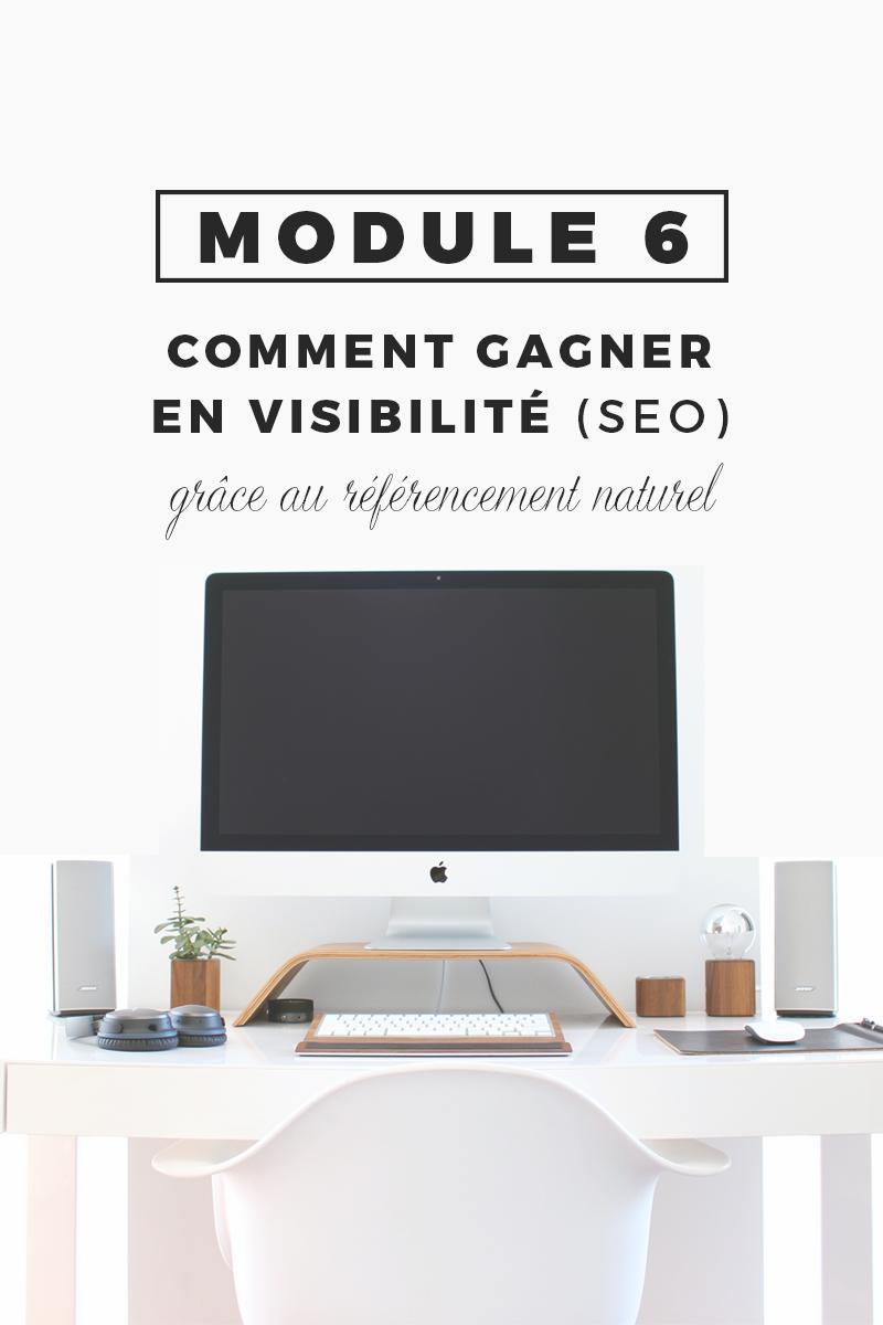 Module SEO pour blog
