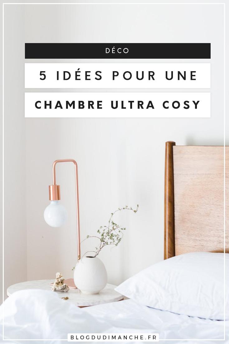 Des idées d'aménagement et de shopping pour rendre votre chambre l'endroit le plus cosy du monde ! Epinglez cette image pour plus tard ou cliquez pour lire tout de suite !