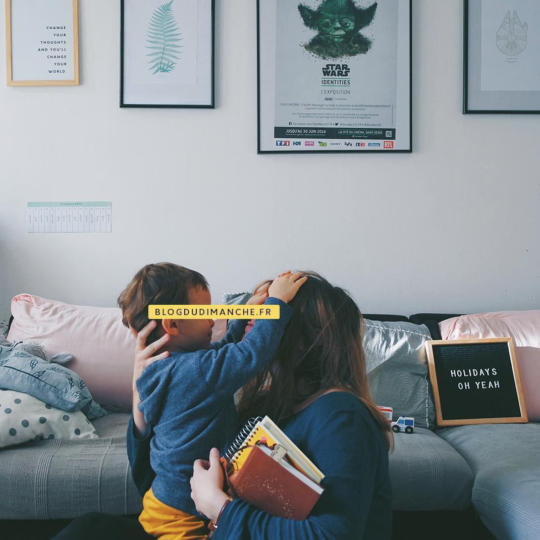 4 astuces pour être un parent (plus) zen