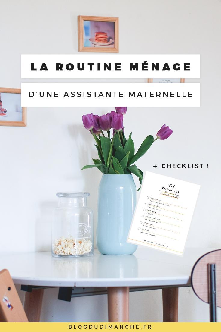 Si vous cherchez à perfectionner votre routine ménage quotidienne, ce billet pourrait vous aider !