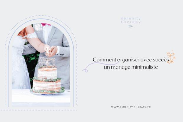 Comment organiser avec succès un mariage minimaliste